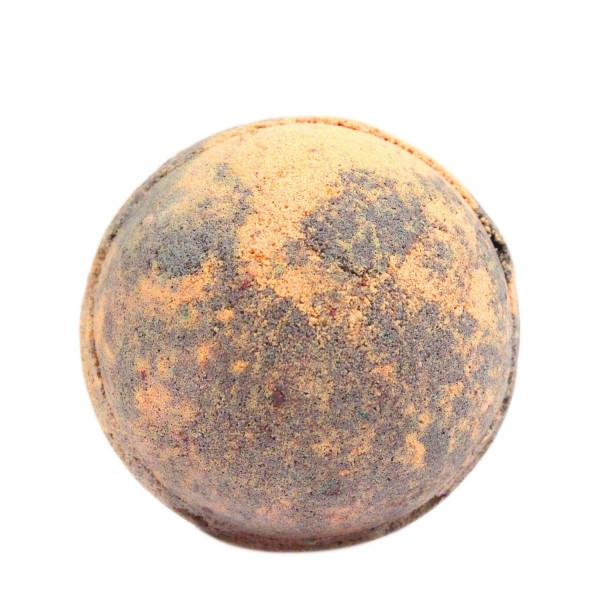 Jumbo Badebombe - Schokolade & Orange