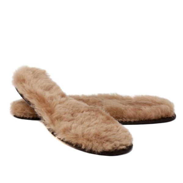 Schuheinlagen Alpaka
