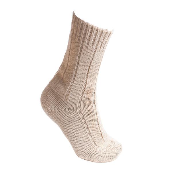 Alpaka Socken dick Doppelpack