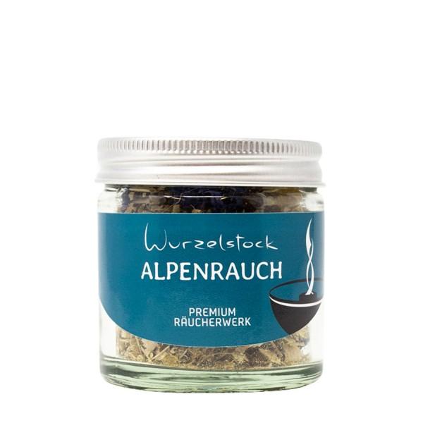 Räuchermischung Alpenrauch