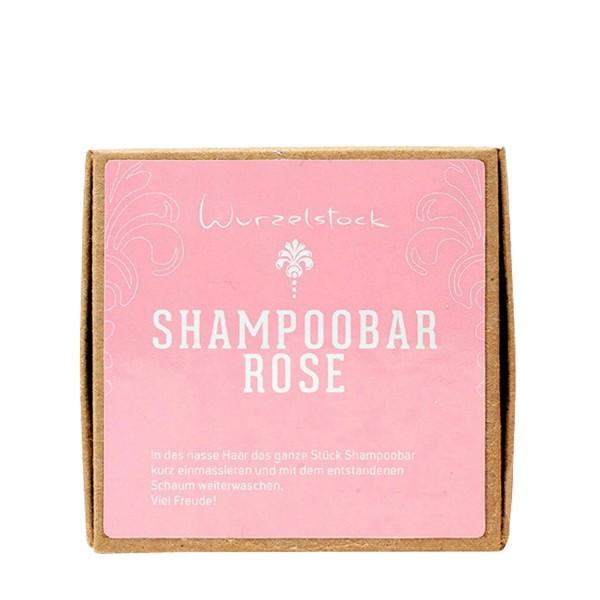 Shampoobar Rose