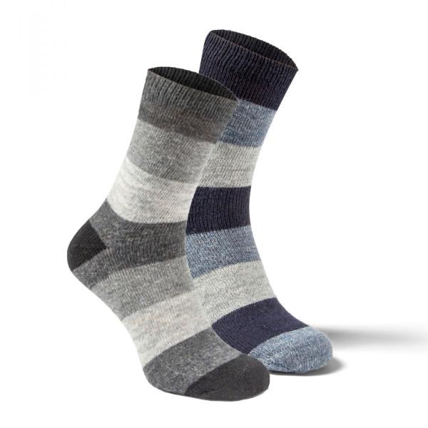 Alpaka Socken Strado 2er Pack