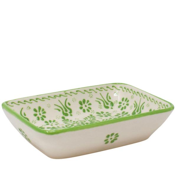 Seifenschale Keramik handbemalt