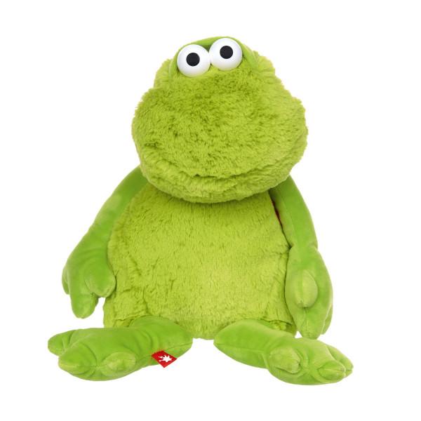 Frosch Sweety mit verstellbarer Mimik