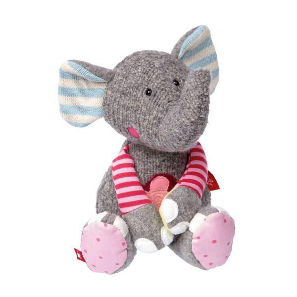 Kuscheltier Elefant Patchwork Sweety