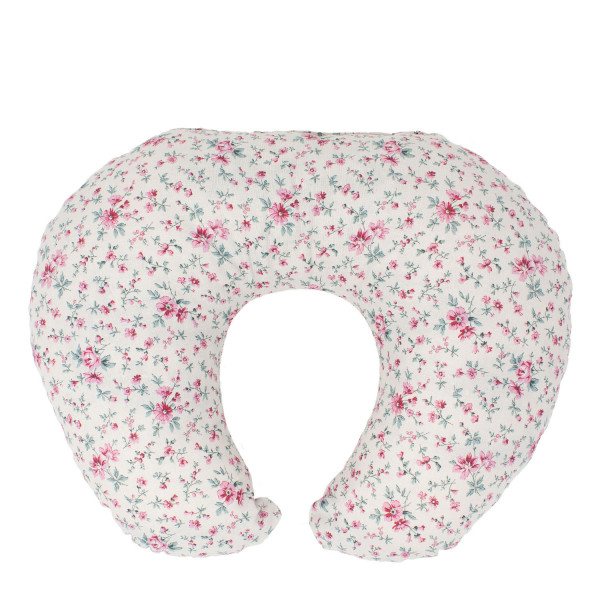 """""""Kopfschmerz"""" Nackenhörnchen rosa Blumen"""