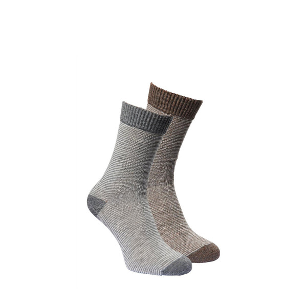 Alpaka Socken Linea 2er Pack KINDER