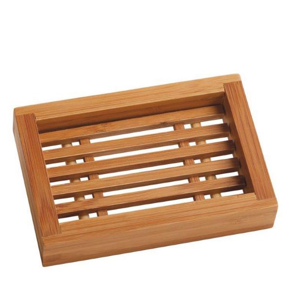 Seifenschale Bambus rechteckig